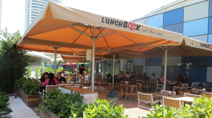 Lunch Box franchise veriyor
