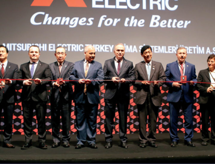 Mitsubishi Electric'ten yeni fabrika