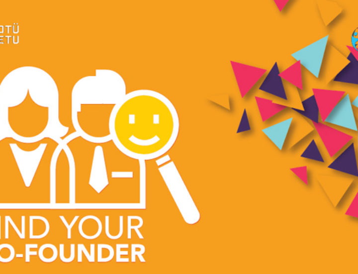 Find Your Co-Founder, 18 Aralık'ta